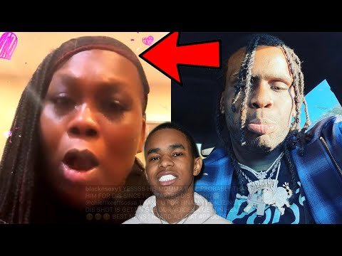 FBG Duck Mom Sends Chief Keef A Message After YBN Almighty Jay Speaks On Tooka❤️