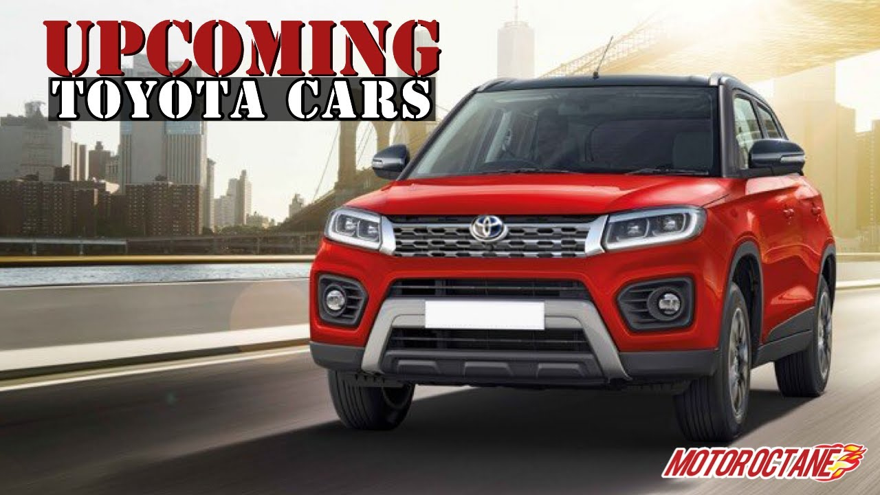 Motoroctane Youtube Video - Toyota Upcoming Cars in India   Hindi   MotorOctane