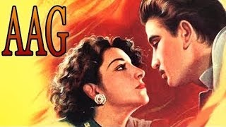 AAG  Raj Kapoor Nargis