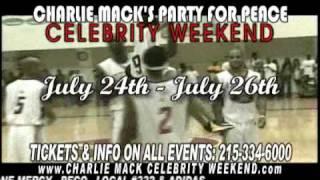 Charlie Mack's Celebrity Weekend Commerical