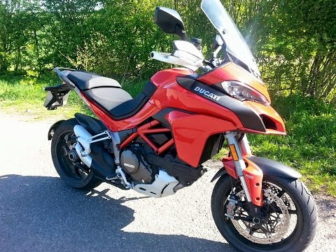 ★ DUCATI MULTISTRADA 1200 2015 DVT ONBOARD REVIEW  ★