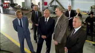 """Губернатор Сергей Митин посетил акционерное общество """"Акрон"""""""