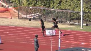 Trabuco Hills Invitational: 4x100 Girls Relay Long Beach Poly