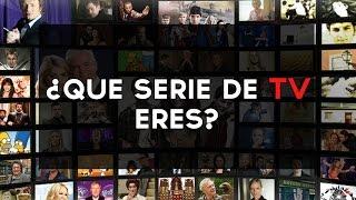 Que serie de televisión ( TV ) eres? | Test Divertidos ↠↠ ¡No te olvides de suscribirte para no perderte ningún test!