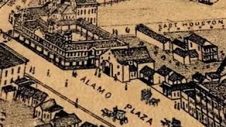 San Antonio grows around the Alamo