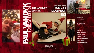 Paul van Dyk - Live @ Sunday Sessions #30 The Holiday Edition x ASeven Club Berlin 2020