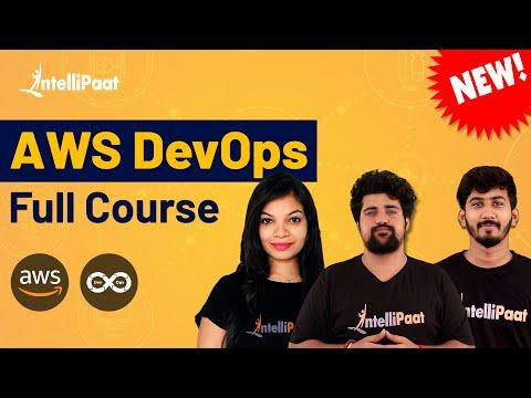 AWS DevOps | AWS DevOps Tutorial For Beginners | AWS DevOps ...