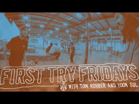 Tom Rohrer - First Try Friday