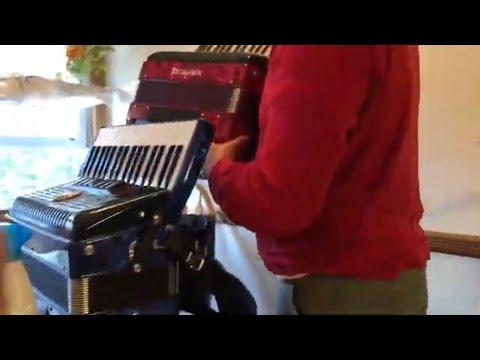 Mira estos acordeones de teclas!!