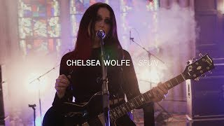 Chelsea Wolfe   Spun | Audiotree Far Out
