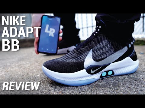 reputable site fff24 04bc0 Nike ADAPT EARL BB Unboxing, Review   On Feet