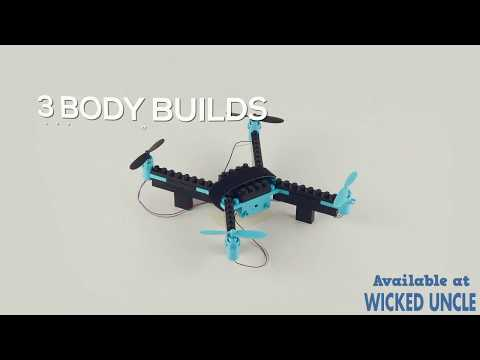 Youtube Video for Build-a-Drone - 3 Configurations