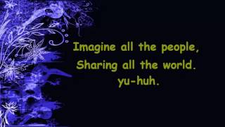 Imagine Eva Cassidy (videolyrics)