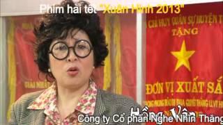 [Hài Tết] Xuân Hinh 2013 Phát hành 27/12/2012