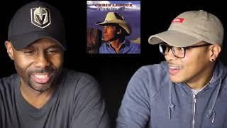 Chris Ledoux - This Cowboy's Hat (REACTION!!!)