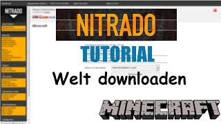 Wie Kann Man Ein Backup Von Einem Nitrado Server Downloaden Minecraft - Nitrado minecraft server backup erstellen