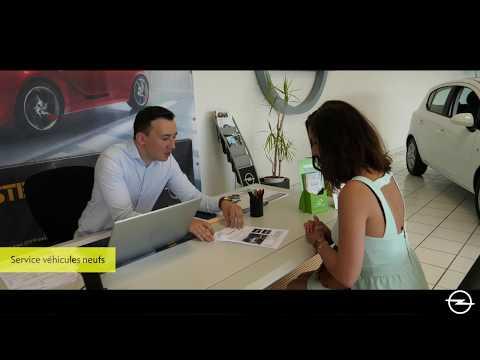 Vidéo Opel