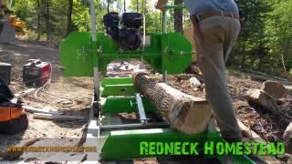 Farmer's Sawmill - The backyard sawmill with high capacity | LOGOSOL