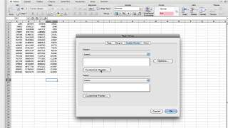 How to Insert Excel Page Numbers