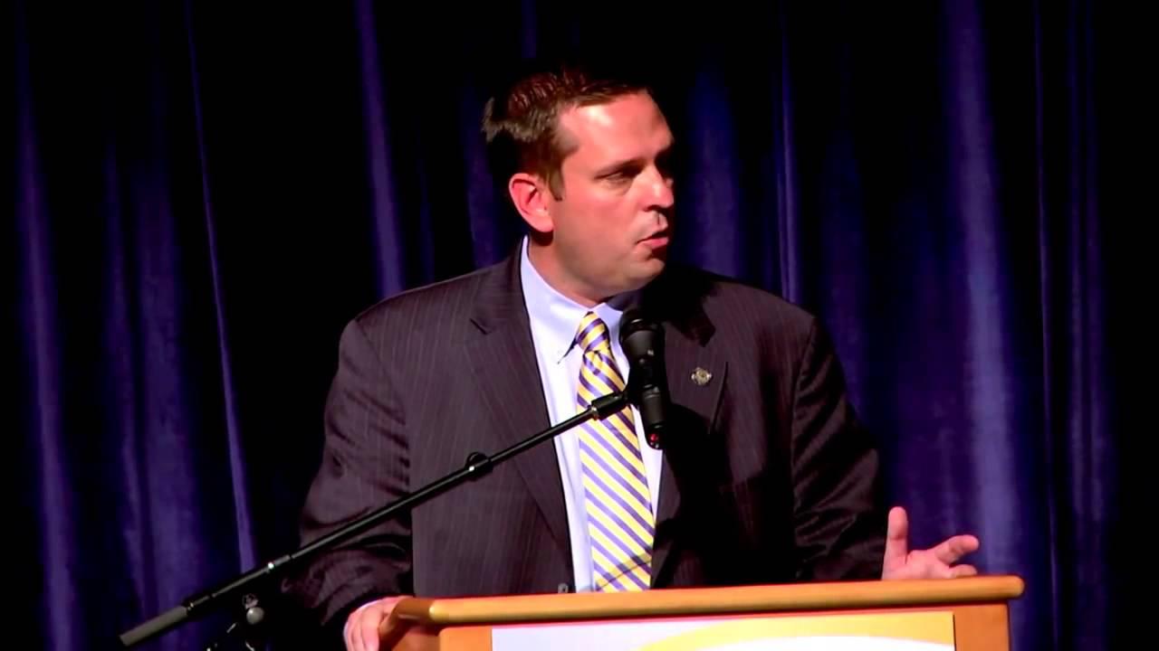 Roxanne Donnery & Steve Neuhaus – County Executive Candidates Forum