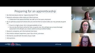 Apprenticeship 101 – Canadian Apprenticeship Forum
