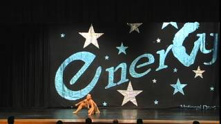 Ruthie Rise at Energy National Dance Competition 2014