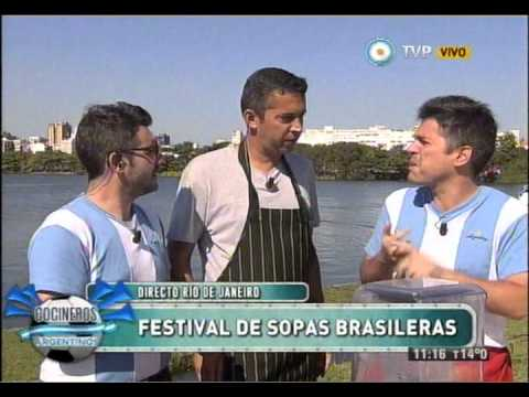 Cocineros en el Mundial Parte 11