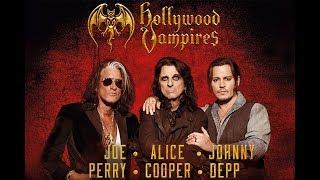 Hollywood Vampires   Berlin, 04.06.18   I Want My Now (4K)