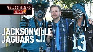 Tailgate Fan: Jacksonville Jaguars