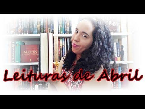 Leituras de Abril (2018) | Um Livro e Só