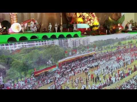 Shashikant Saini Home Ganpati Decoration Video