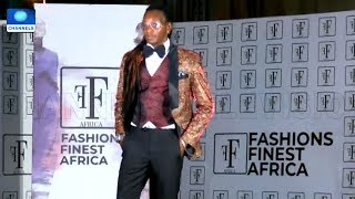 2019 Fashion's Finest Africa Awards Hold In Lagos