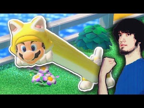 Super Mario 3D World HACKING! - PBG