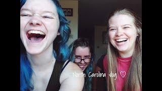 NORTH CAROLINA VLOG FT. MY BEST FRIEND | Alyssa Michelle - Video Youtube