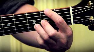 The Power of the Cross - Lesson from Musicademy's Worship Guitar Collection