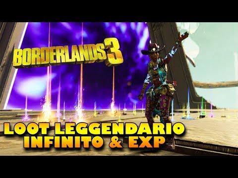 INFINITO LOOT LEGGENDARIO + EXP PER TUTTE LE CLASSI - Borderlands 3 - CHAOS 3