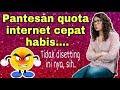 Cara Dan Tips Menghemat Quota Data Internet HP - Tutorial HP/Android