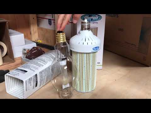 LED Corn Light For 1000 Watt Metal Halide Lamp