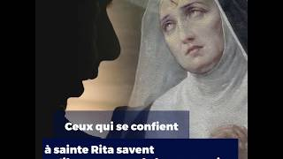 Les trois miracles qui font de sainte Rita la patronne des causes désespérées