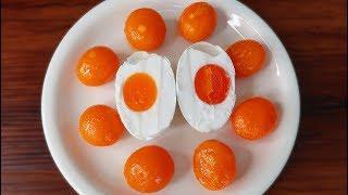 Cách làm TRỨNG VỊT MUỐI ngon và dễ tại nhà - Món Ăn Ngon