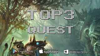 ТОП, Лучшие 3 квест головоломки для Android, iOS и Windows