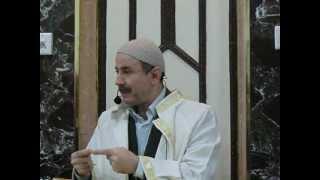 Ayasofya Camiinde Va'z 2 (04. 01. 2013) (Vaiz: Mahmud Çanga)