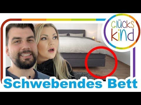 Bruno Boxspringbett - Unser schwebendes Bett // - Schlafzimmer-Roomtour Teil 2  (P)