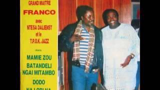 Mamie Zou (Ntesa Dalienst)   T.P. O.K. Jazz 1987