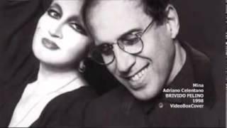 """Video thumbnail of """"BRIVIDO FELINO   Mina   Adriano Celentano"""""""