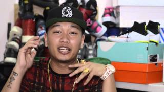 WHO HAS A DOPE SNEAKER/FASHION CHANNEL?!