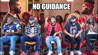Chris Brown No Guidance Ft Drake Official Video Reaction