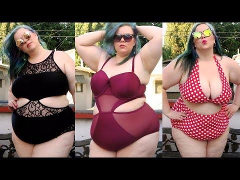 Plus Size Bikini & Swimwear Try On Haul 2017 | Swimsuit For All Review