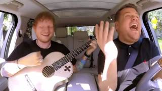 Ed Sheeran Think Out Loud Carpool