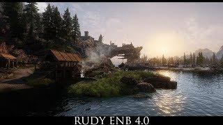 TES V - Skyrim Mods: Rudy ENB 4.0